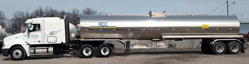 Roeder Cartage Company Tanker Fleet