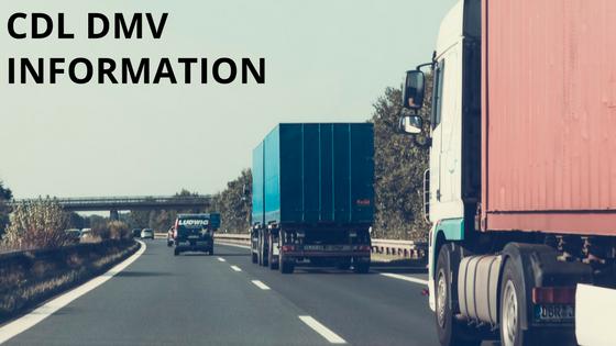 CDL DMV Information - Roeder Cartage