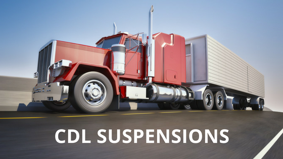 CDL Suspensions - Roeder Cartage
